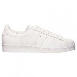 Adidas Superstar Hommes Chaussure Blanc / Blanc B27136