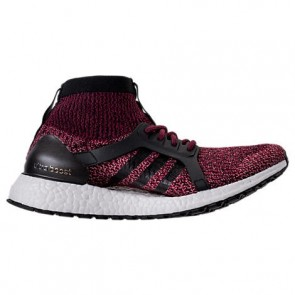 Mystery Ruby / Core Noir / Trace Rose Adidas UltraBOOST X ATR Femme Chaussures de course BY1678