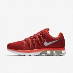 Université Rouge / Hyper Orange / Blanc / Argent métallique Nike Air Max Excellerate 5 Hommes Chaussures 852692-600