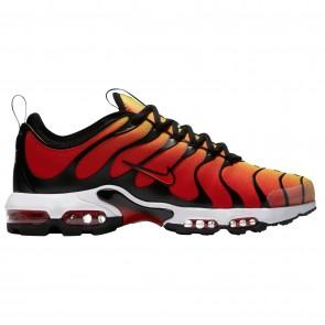 Nike Air Max Plus TN Ultra Hommes Noir / Orange / Jaune / Blanc 98015004
