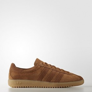 Hommes Adidas Bermuda Chaussures de course Marron, Cargo Marron, Gomme