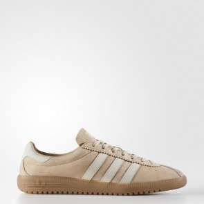 Hommes Chaussure Adidas Bermuda St Pale Nude, Brun clair, Gomme
