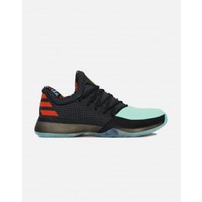 Adidas Harden Vol. 1 Core Noir / Easy Vert / Energy Hommes Chaussures #Bw1573