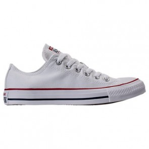 Femme Chaussures Converse Chuck Taylor OX W7652 OPT Blanc optique