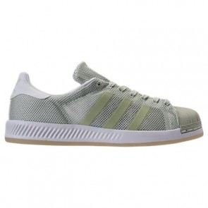 Homme Adidas Superstar Bounce Mint, Blanc, Gomme Chaussures BB2940