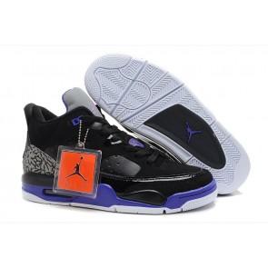 Pale Ocre / Noir / Pourpre Homme Air Jordan 3 Chaussures de sport