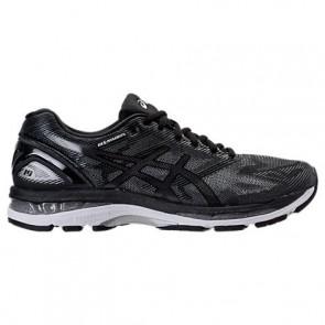 Asics Gel-Nimbus 19 Noir / Onyx / Argent Hommes Chaussures de course T700N 099