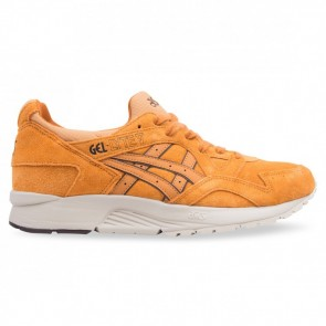 Asics Tiger GEL LYTE V Homme Honey Ginger Marron HL7W13131