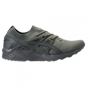 Hommes Agave Vert Asics Gel-Kayano Trainer Knit Low Chaussures H705N 818