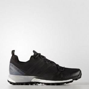 Adidas Terrex Agravic GTX Hommes Chaussure Noir et Blanc