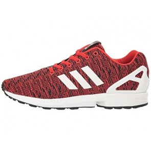 Homme Adidas Originals ZX Flux Graphic Rouge, Core Noir, Blanc