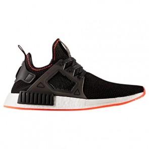 Hommes Adidas NMD Runner XR1 Chaussures de course Core Noir / Rouge solaire BY9924