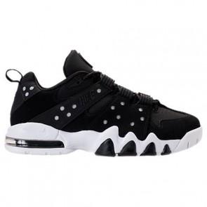 Hommes Chaussure de basketball Nike Air Max CB '94 Low Noir / Blanc / Noir 917752 001