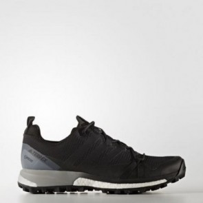 Adidas Terrex Agravic GTX Femmes Chaussure Noir, Blanc