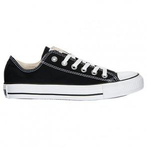 Noir Converse Chuck Taylor OX Femmes Chaussures W9166 BLK