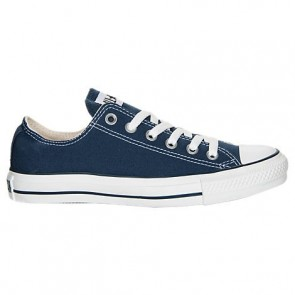 Femme Navy Chaussures Converse Chuck Taylor OX W9697