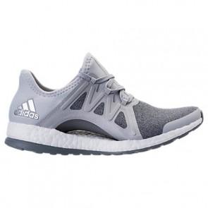 Femme Adidas Pure Boost Xpose Chaussures Gris clair / Argent Métallique / Gris moyen BB1734