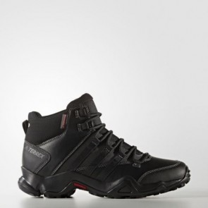 Homme Adidas Terrex AX2R Beta Mid Climawarm Core Noir / Gris Chaussures S80740