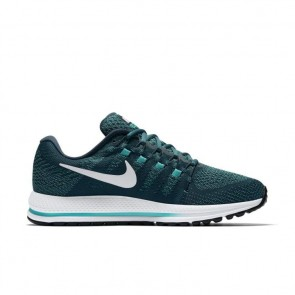Homme Nike Air Zoom Vomero 12 Space Chaussures de course Bleu, Platine pure, Clair Jade 863762-406