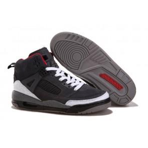 Homme Air Jordan 3 Gris acier, Blanc Chaussures