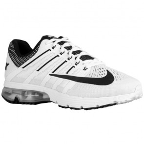 Nike Air Max Excellerate 4 Hommes Blanc / Platine pure / Noir 06770101
