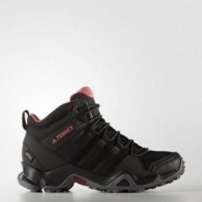 Adidas Canada Terrex AX2R MID GTX W Femme Noir / Rouge Chaussures de sport