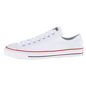Converse Skate CTAS Pro OX Blanc / Rouge / Navy Hommes et Femmes Chaussures