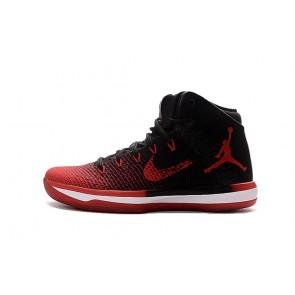 (Noir, Rouge) Nike Air Jordan XXXI J31 Homme Chaussure de basketball
