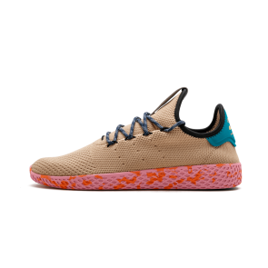 Adidas PW Tennis HU Homme Chaussures de running Tan / Multi BY2672