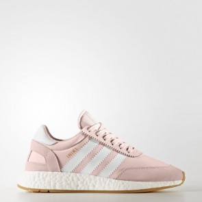 Adidas Originals Iniki Runner Femmes Chaussures Icey Rose, Running Blanc BY9094