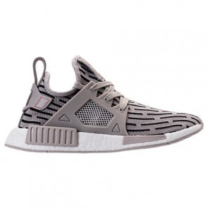 Chaussures Femmes Adidas NMD XR1 Granit, Core Rouge BB2376