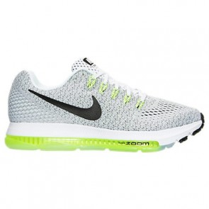 Femmes Nike Zoom All Out Low Chaussures de sport 878671 107 Blanc, Noir, Volt