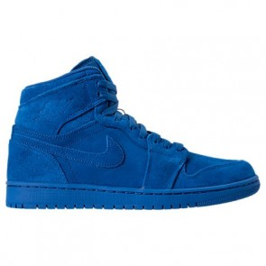 Chaussure de basketball Air Jordan Retro 1 High Homme Team Royal / Team Royal 332550 404