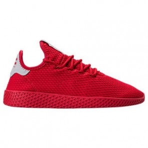 Hommes Chaussures Adidas Originals Pharrell Williams Tennis HU BY8720 - Cramoisi