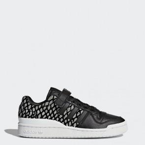 Adidas Originals Forum Low Femmes Chaussures Core Noir / Core Noir / Running Blanc BY9347