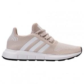 Brun clair / Blanc Femme Adidas Swift Run Chaussure CG4141